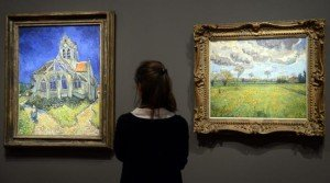 expo Van Gogh